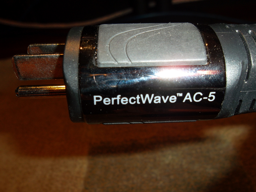 PS Audio Perfect Wave AC 5 Power Cable 1.5 meters (4.9 feet) AWESOME