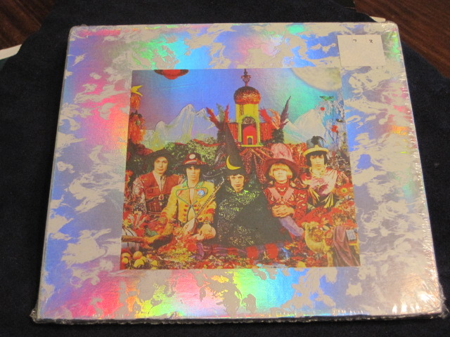 Rolling Stones - SACD Their Satanic Majesties Request SACD-Still in Shrink wrap