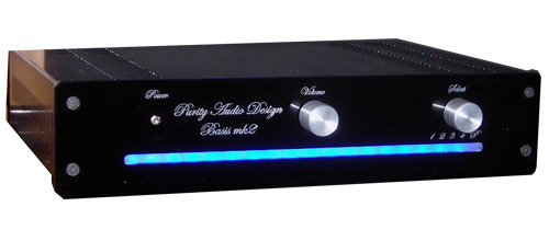 Purity Audio Design Basis mk2 Class A 6SN7 Tube Linestage