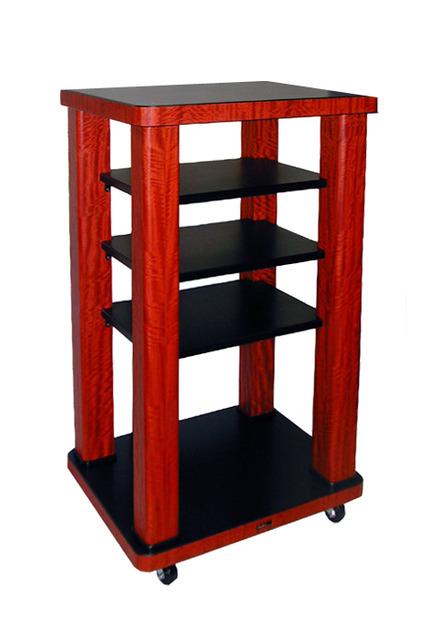 Tyler Acoustics Reference equipment rack! Over 80 custom finishes
