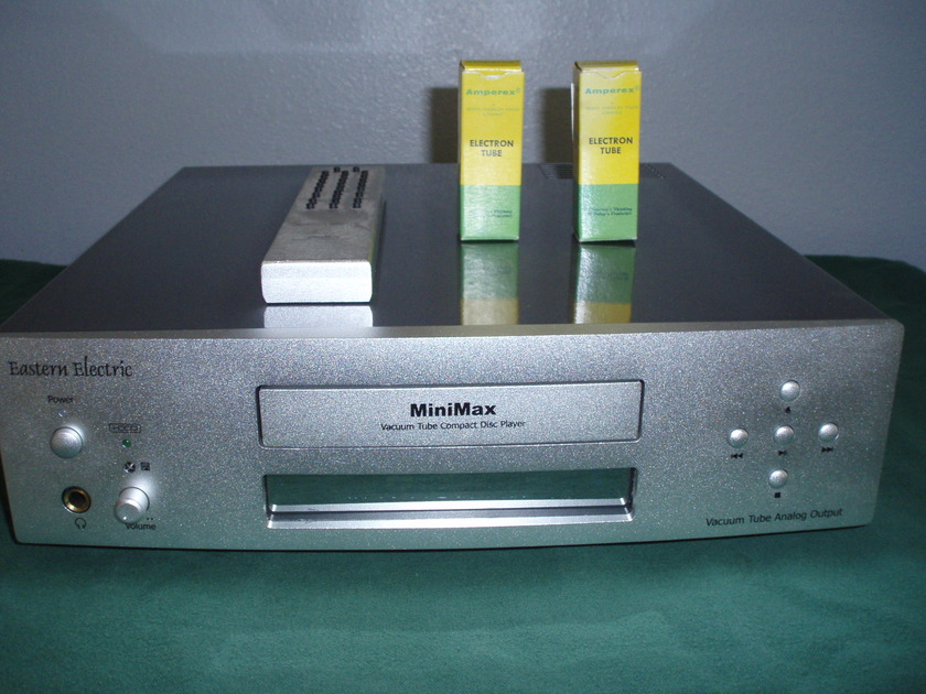 Eastern Electric MiniMax Compact Disk Player
