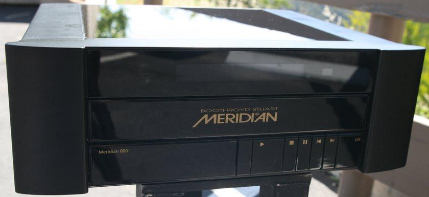 Meridian 800 CD / DVD Player