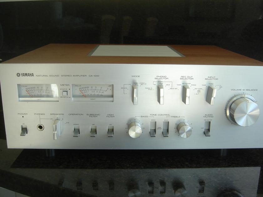 Yamaha Integrated CA-1010