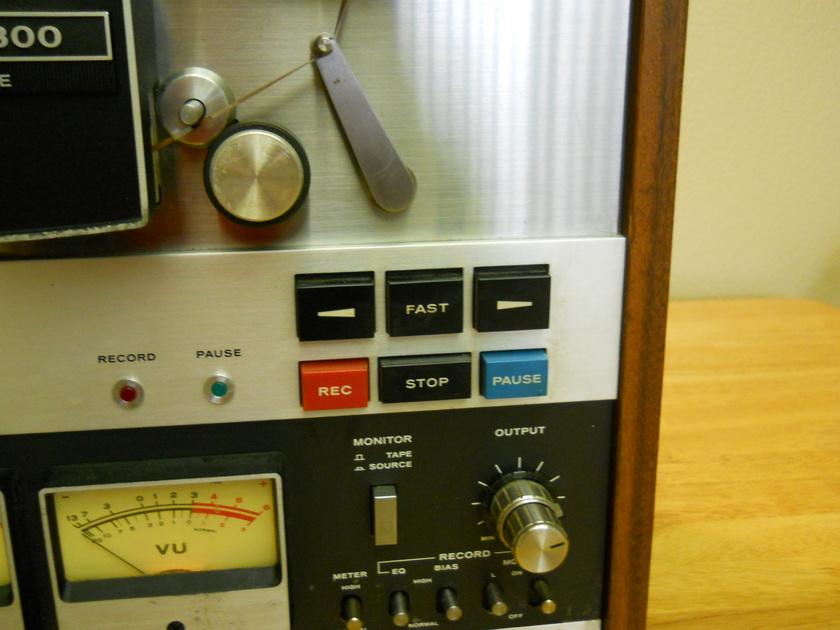 Teac  A 4300 reel to reel  Open reel stereo