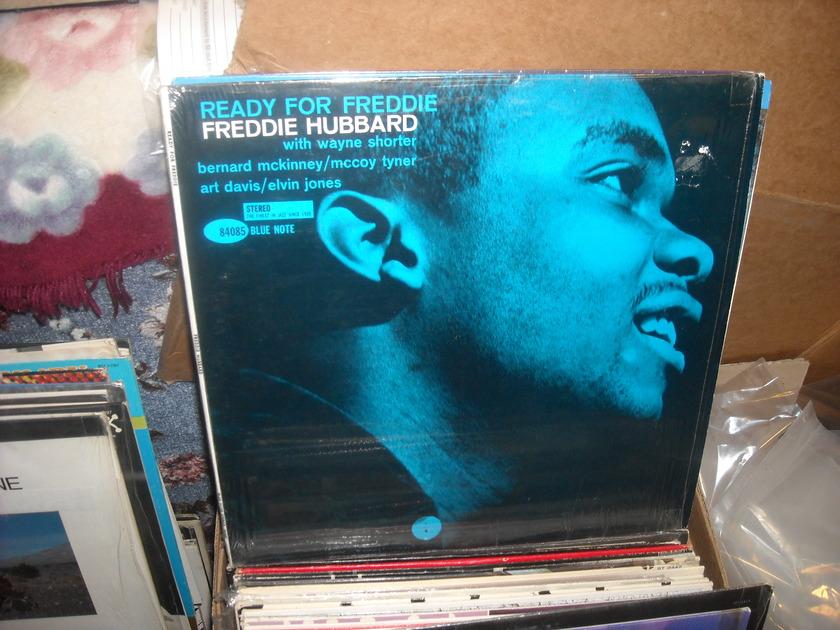 (lec) Freddie Hubbard -  Ready For Freddie Blue Note LP (c)