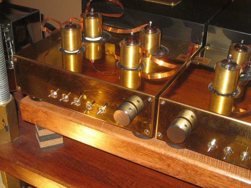 Audion Quattro Phono/ Pre Amp Triode Premier Signature Series  Pure Class A RARE