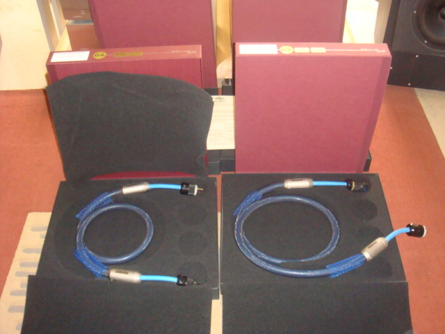 SILTECH power cable RUBY MOUNTAIN G 6