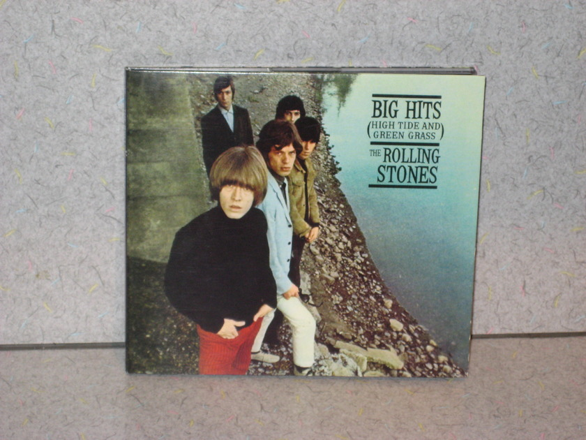 Rare Rolling Stones SACDs - Big Hits(High Tide) & Through the   Past Darkly(Big Hits) Great!!!