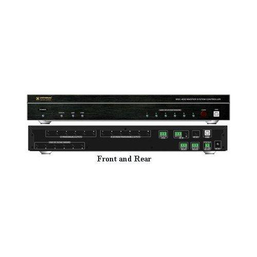 Universal Remote Control MSC 400 Master System controller PLUS Genesis MX 900 remote!