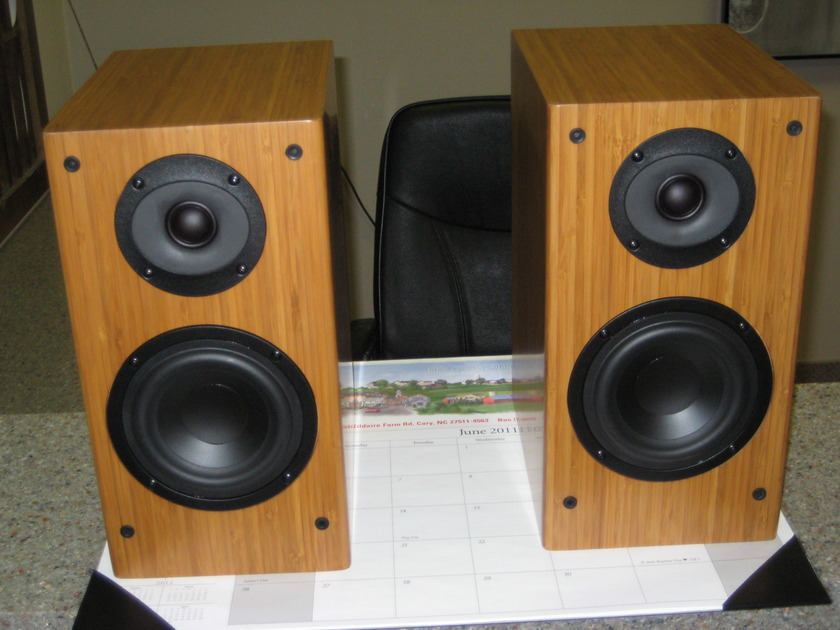 Ascend Acoustics Sierra 1 Natural Speaker Pair