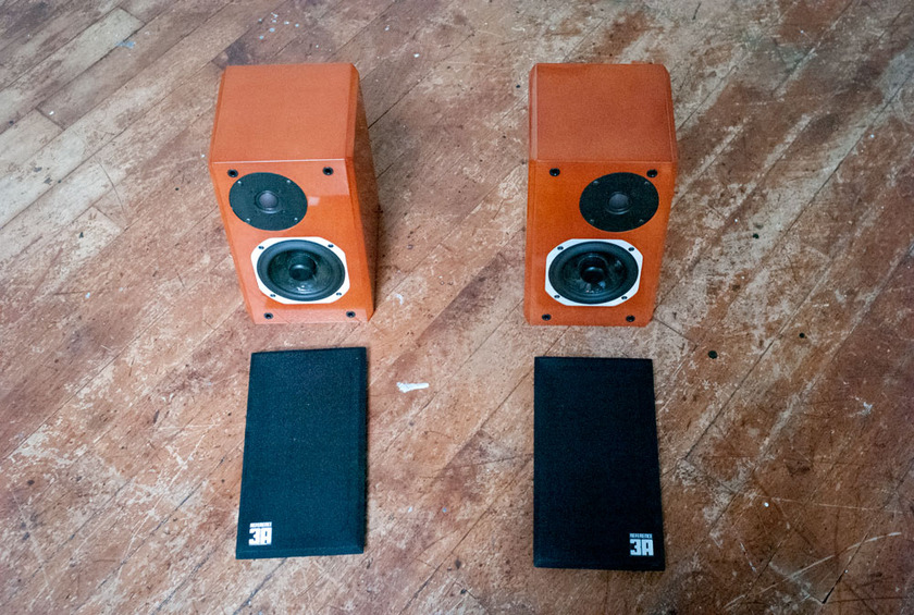 Reference 3A Dulcet Mini Monitor Speakers (mini MM DeCapo)