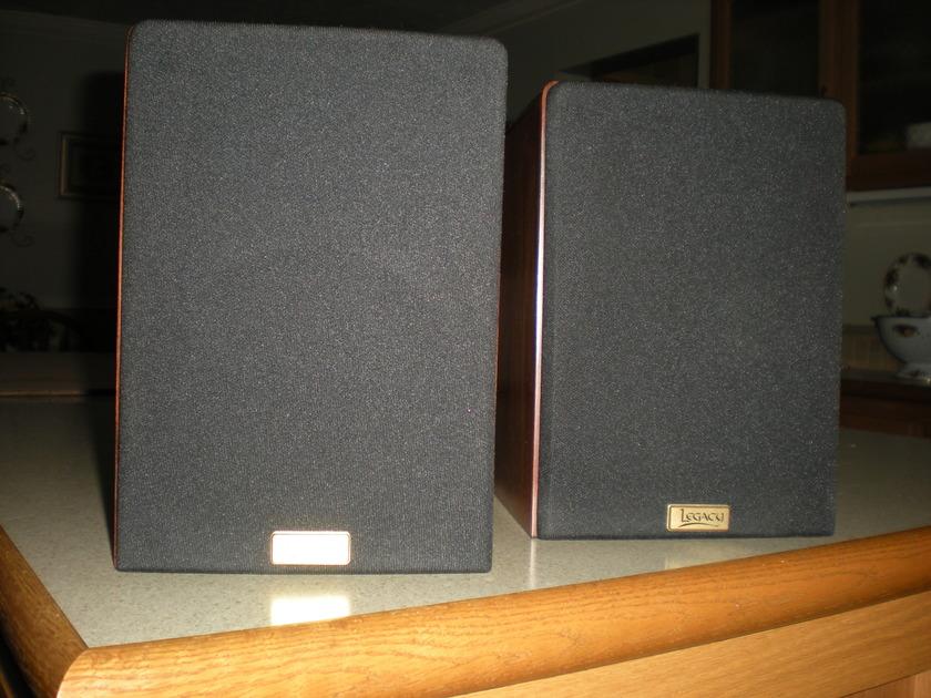 Legacy  Mini-monitors in Rosewood