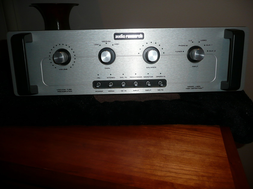 Audio Research LS 25 mkii