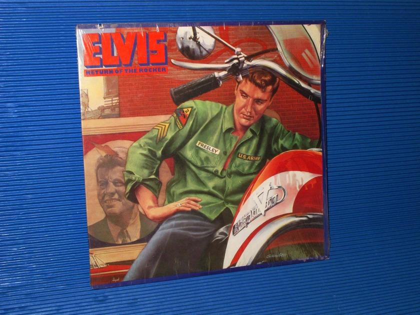 "ELVIS PRESLEY - - ""Return Of The Rocker"" -  RCA/Ariola International SEALED"