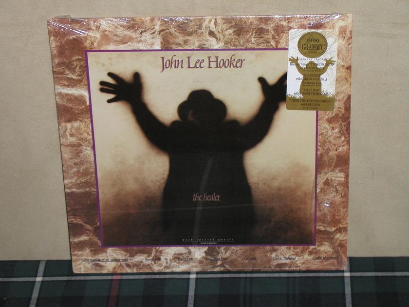 John Lee Hooker - The Healer First Press Chameleon