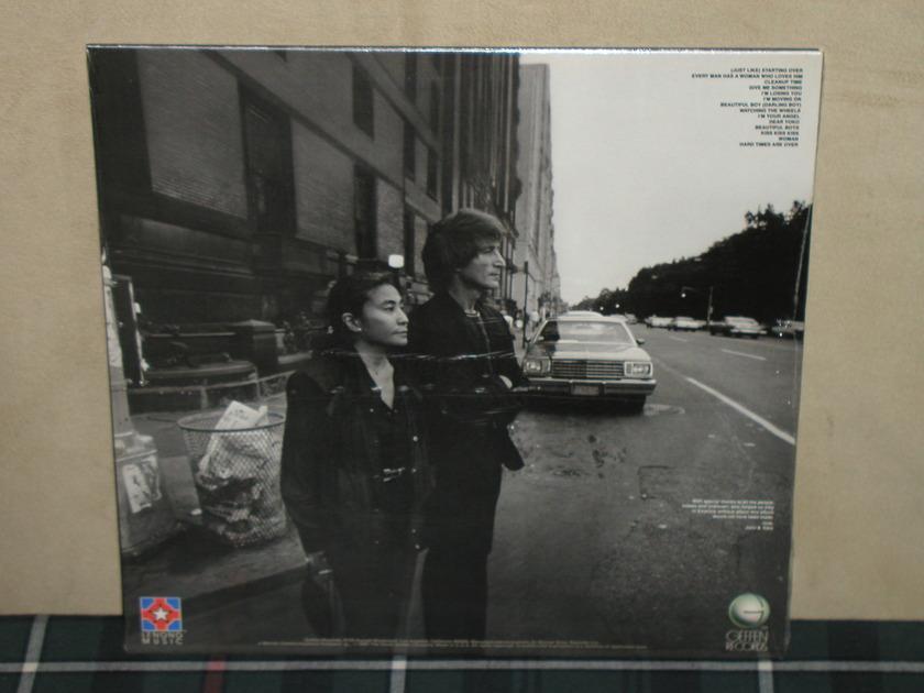 John Lennon/Yoko Ono - Double Fantasy SEALED w/Sticker Geffen GHS-2001