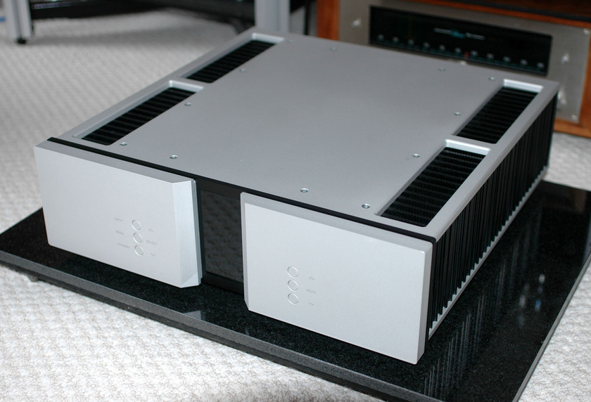 Vitus Audio SS-010 Integrated Amplifier