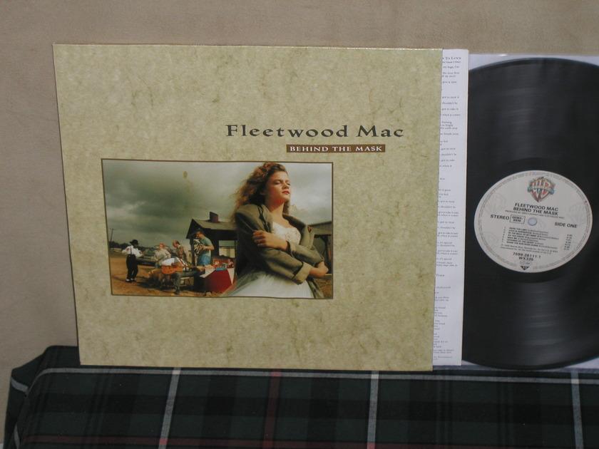 Fleetwood Mac - Behind The Mask   Import copy UK WX-335
