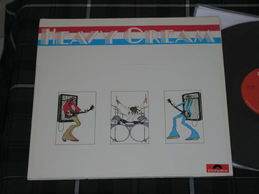 Cream - Heavy Cream    Polydor 2 LP From 1972. NM+!!!
