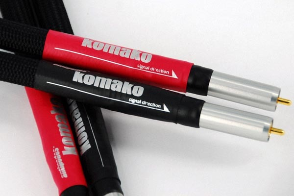 Antipodes Komako 1m RCA or XLR