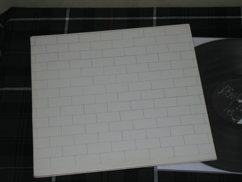 Pink Floyd   The Wall - First Press/No Barcodes Early -1 matrixes