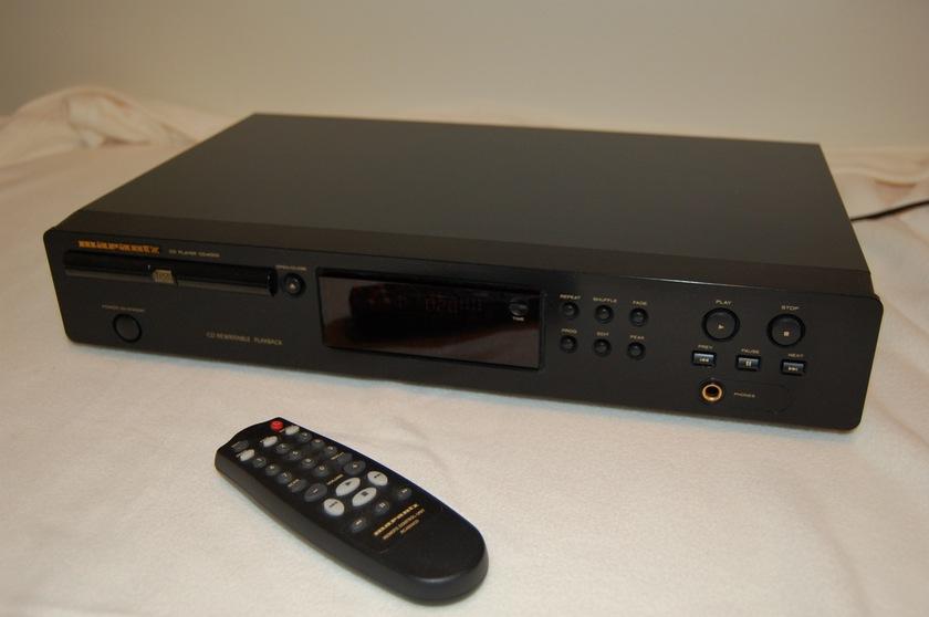 Ah! Njoe Tjoeb 4000 Vacuum Tube CD Player