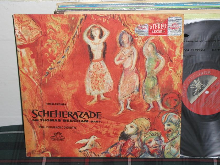 Beecham/RPO - Rimsky-Korsakov Angel Red label Stereo