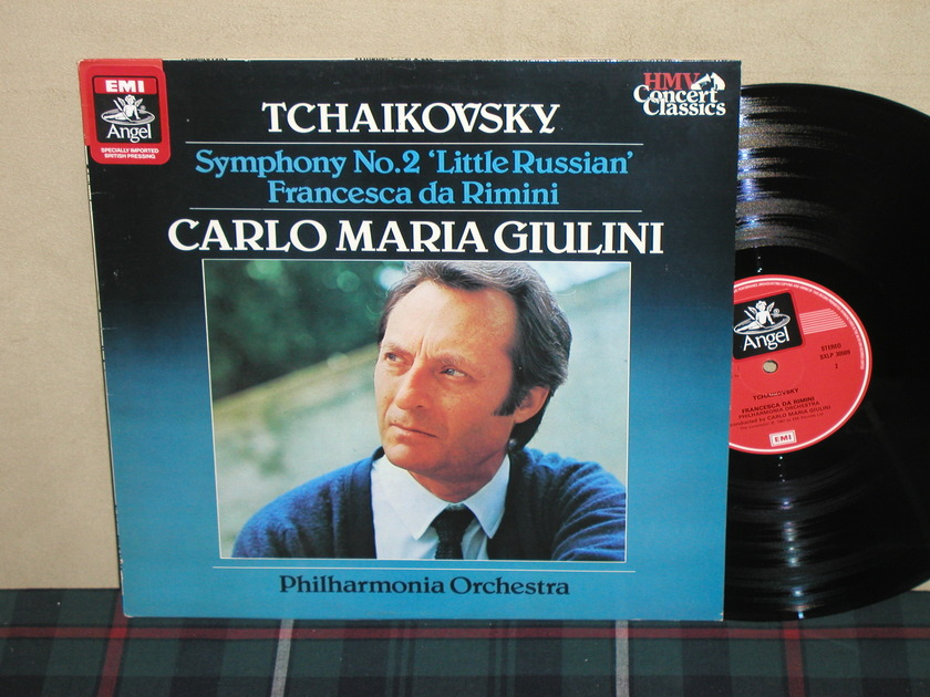 Giulini/PO - Tchaikovsky Sym.No.2 EMI/ANGEL SXLP 30509
