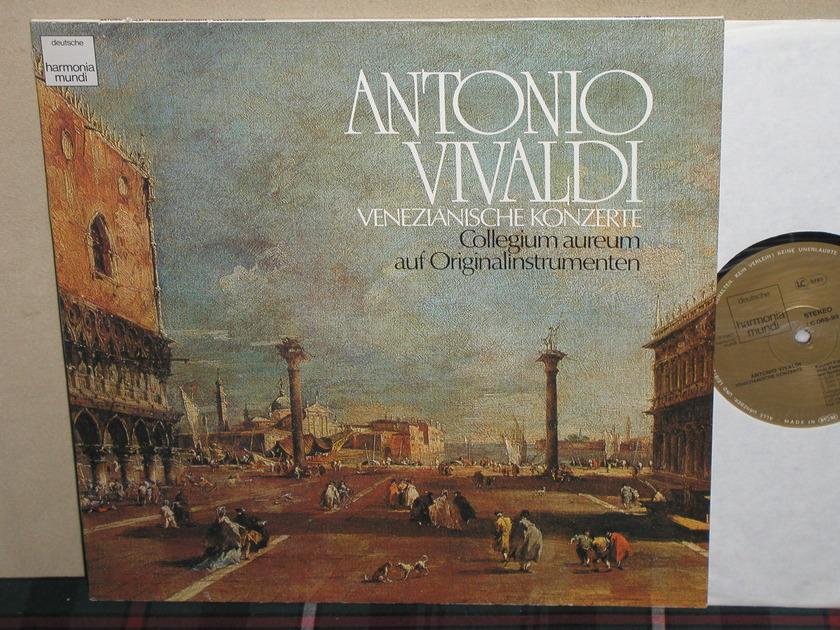 """Collegium Aureum - """"VENEZIANISCHE KONZERTE"""" Deutsche Harmonia Mundi 99 747"""