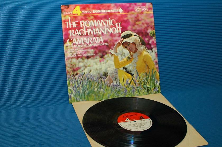"RACHMANINOFF/Camarata -  - ""The Romantic Rachmaninoff"" -  London Phase 4 1968"