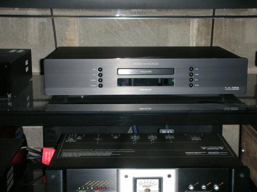 Audio Analogue Paganini CD Player