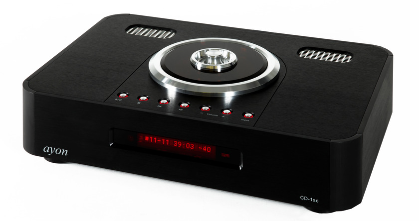 AYON AUDIO  CD-1SC BEST OF SHOW!