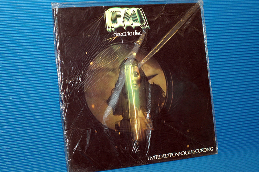 """FM - Head Room - - """"Direct to Disk"""" - Kiras Musical Works Canada Sealed 1977 d-d"""