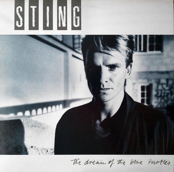 STING - Blue Turtles A&M audio master+ series