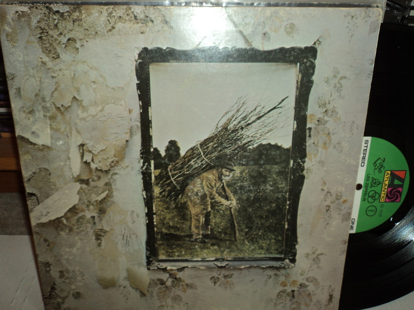 Led Zeppelin IV ZOSO - R - 112014 NM+