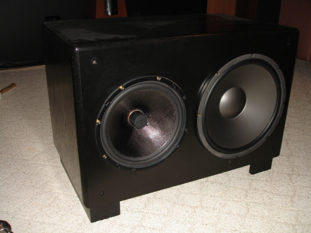 VMPS Larger subwoofer (passive)