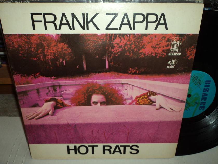 Frank Zappa - Hot Rats 1969 Reprise W7/Bizzare