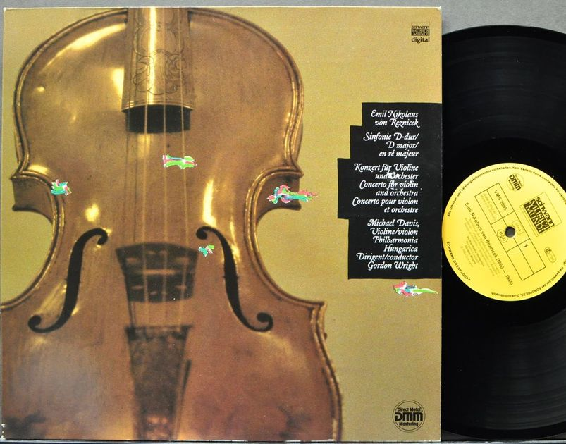 41 Classical LPs  imports, pictures #2