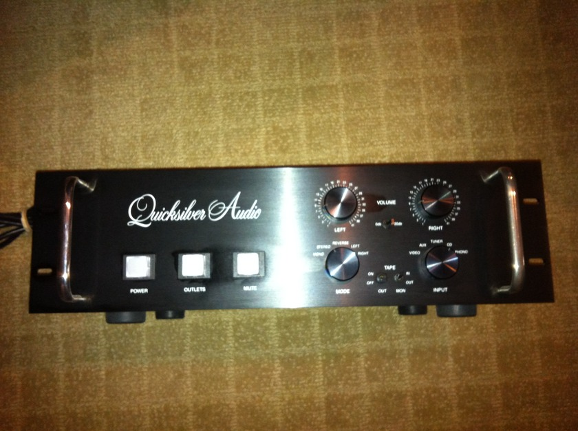 Quicksilver  Full Function Preamp/Phono