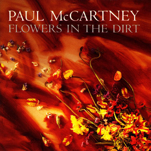 Beatles, McCartney - Flowers in the Dirt album flats(2)...poster