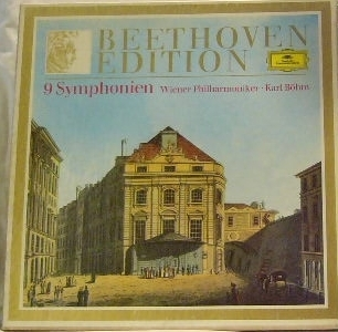 Beethoven - 9 Symphonies Box 6 SEALED cassettes