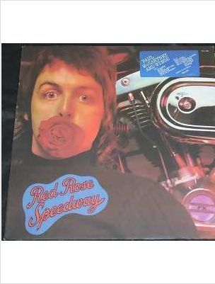 Mccartney/Wings - Red Rose Speedway nm original lp in shrink