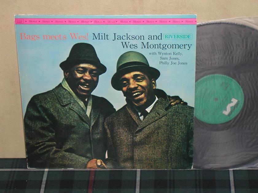 Milt Jackson/Wes Montgomery - Bags meets Wes! JVC Super Vinyl import