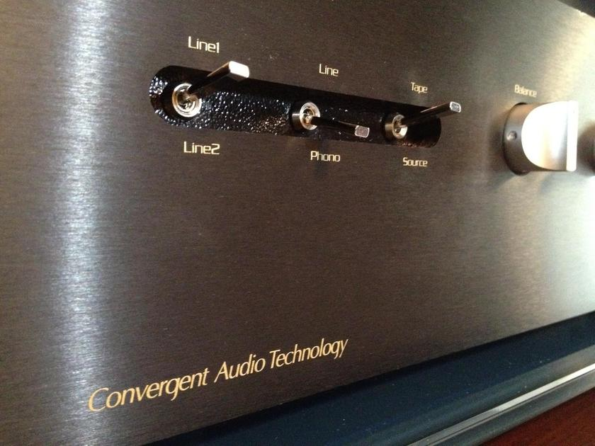 Convergent Audio Technology CAT SL1 Ultimate Phono Excellent Condition