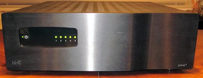 NHT Power 5 amplifier (5 x 200W)