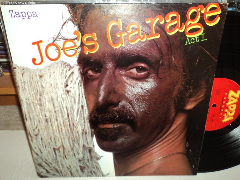Frank Zappa - Joe's Garage Act I  1979 Zappa Records Gatefold
