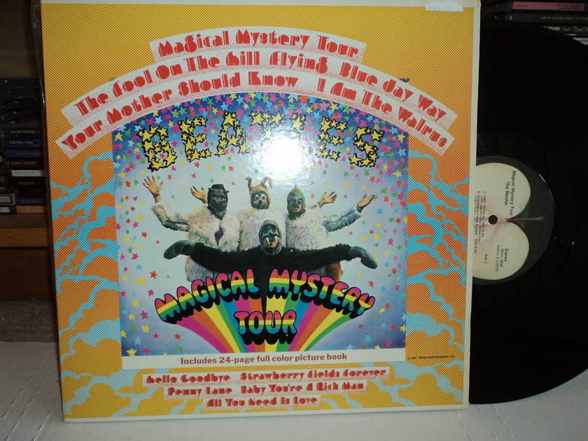 The Beatles Magical Mystery Tour - Apple Label (24 page booklet)  SMAL 2835 NM