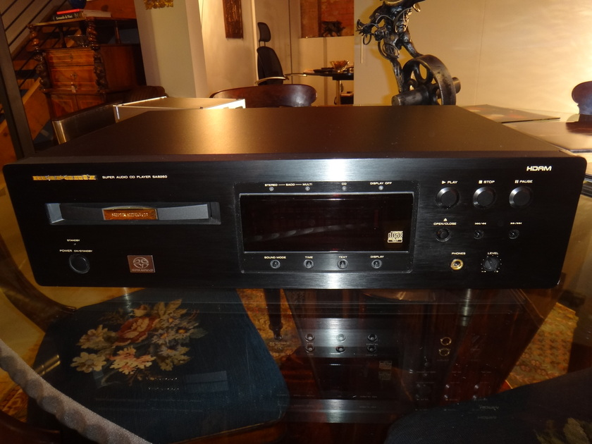 Marantz  SA8260 SACDw/Full Ref Audio Mods $1,500 in Upgrades!