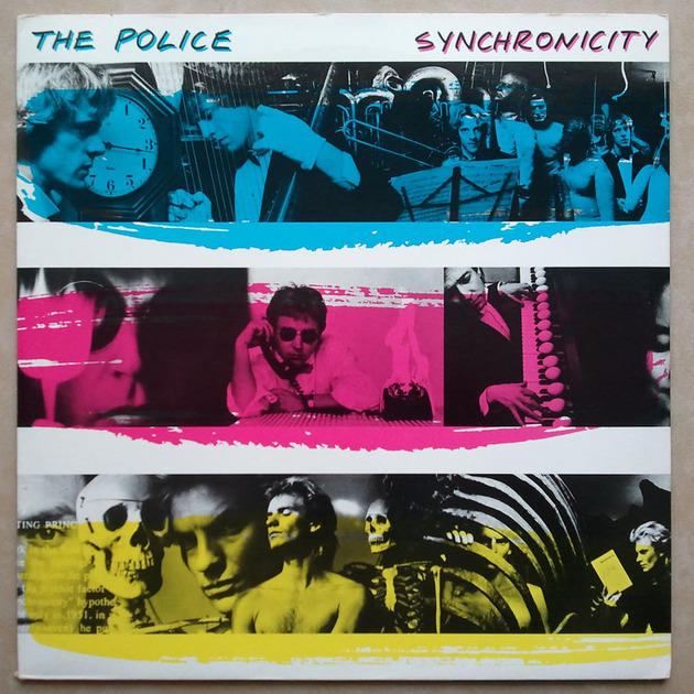 THE POLICE - - SYNCHRONICITY / NM