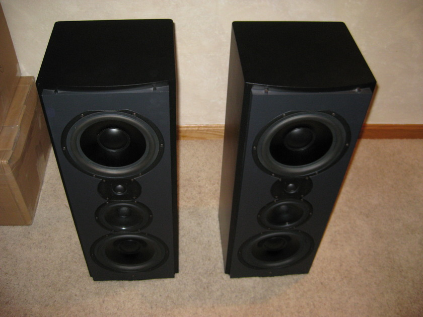 Triad Gold Lcr's (2) Vertical (1) Horizontal New Version